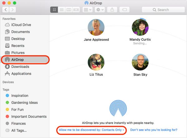 How To Share Photos From iPhone To Mac Wirelessly 3