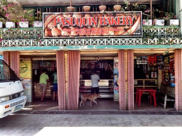 Pasuquin Bakery