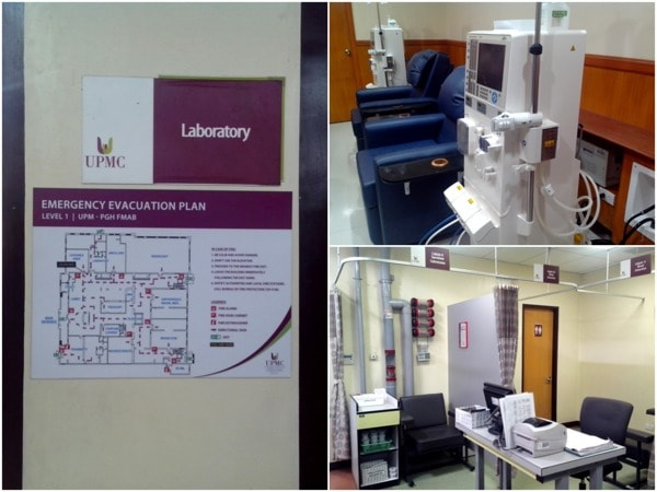 Dialysis and Laboratory
