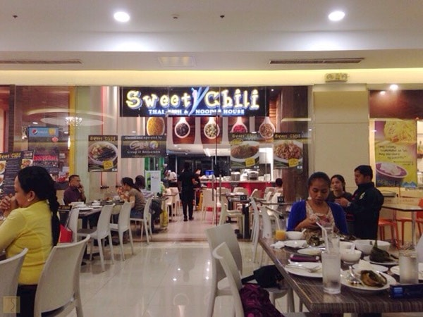 Sweet Chili Thai Fish and Noodle House - Fisher Mall - Gerry's Grill
