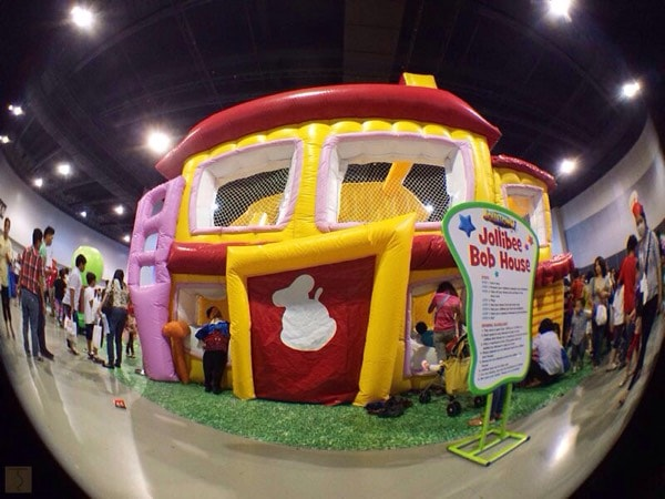The Big Fun Event - Jollibee - Jollitown