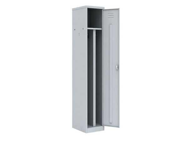 Шкаф разборный металлический для хранения одежды ШРМ-21
