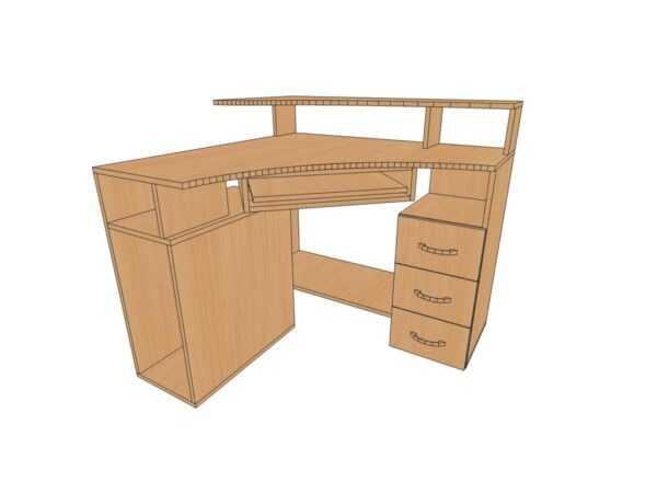 Компьютерный стол КС 1