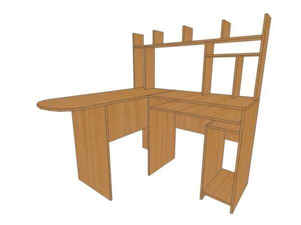 Компьютерный стол КС 2