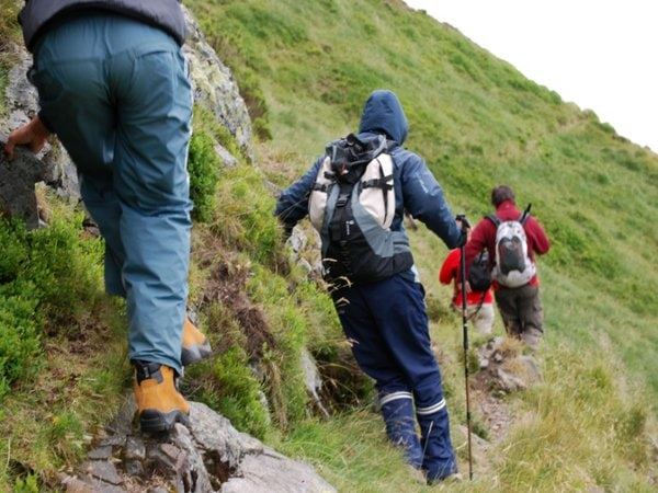 people-hiking