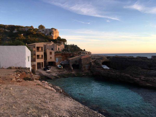 cóme es Mallorca en el vierno