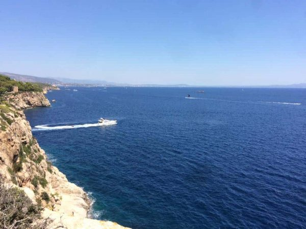 Mallorca the largest Balearic Island