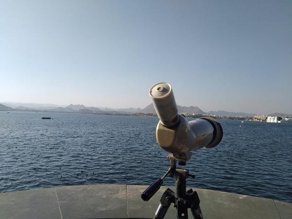 Pichola Lake serene views