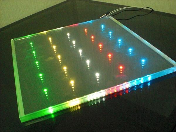 LED, LED Glass, LED Lights, PolyMagic, PolyMagic LED