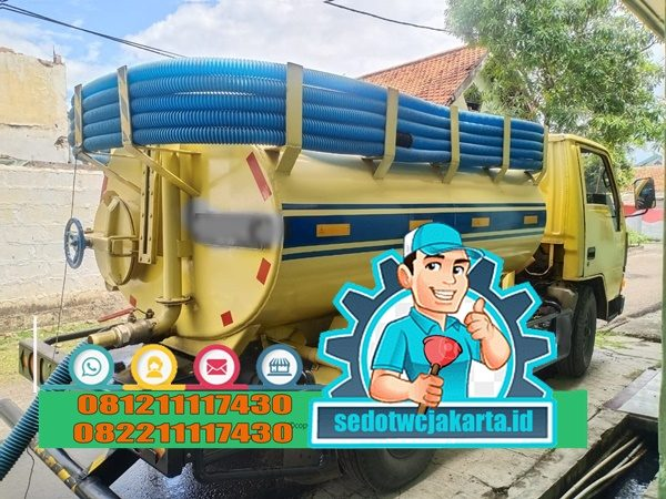Sedot WC Pasar Rebo