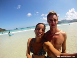 Who needs maps - Incredible Couple Travel Bloggers To Follow