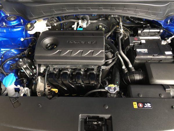 Kia Seltos_Naza Kia_GT-Line_MPI engine