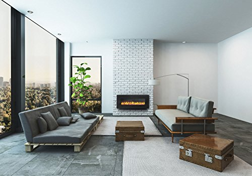 What users are saying about the PuraFlame Serena Wall Mounted Linear Electric Fireplace