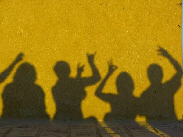 come fotografare le ombre