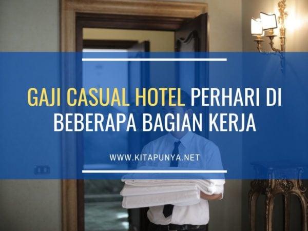gaji casual hotel