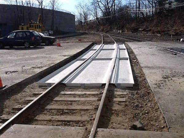 Railcar Spill Pan