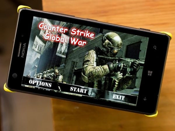 The Best And New Windows Phone Shooter Games (From New and Rising)