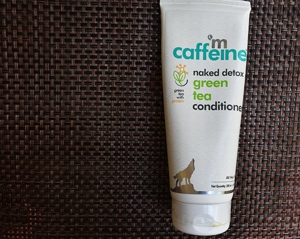 mCaffeine Naked Detox Green Tea Conditioner Review