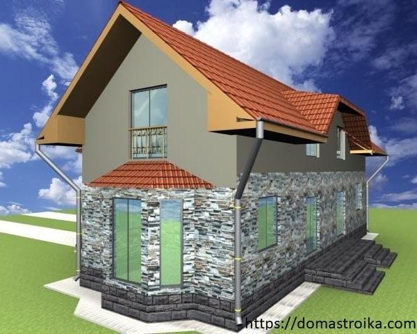 Выбираем фундамент для каркасного дома