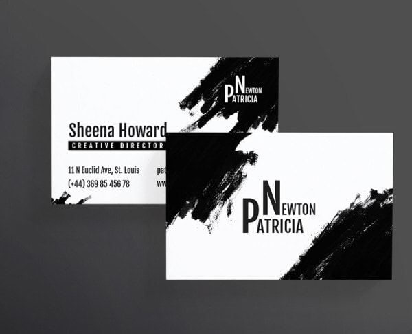 Handmade Jewelry Business Cards
