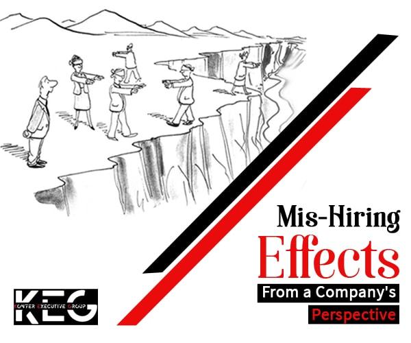 mis-hiring of employee