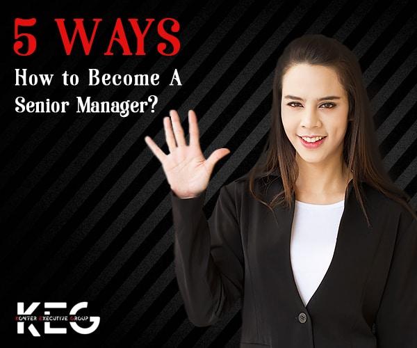 senior management recruitment
