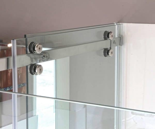 Urban shower door rail wheels - Henry Brooks
