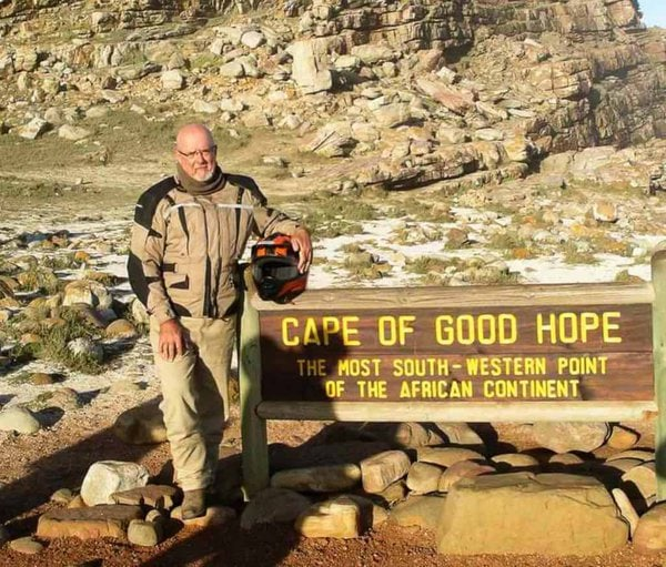 cape of good hope in Africa Keith Erskine