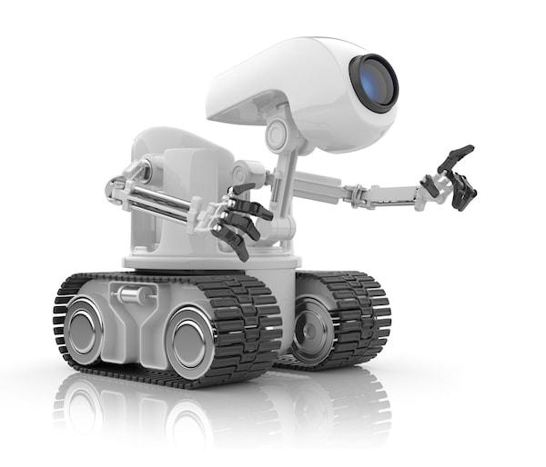 Robot de reconocimiento