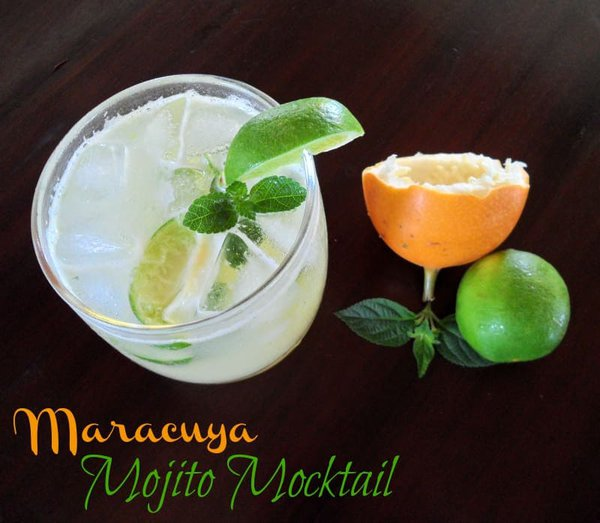 Mojito Mocktail with Lime