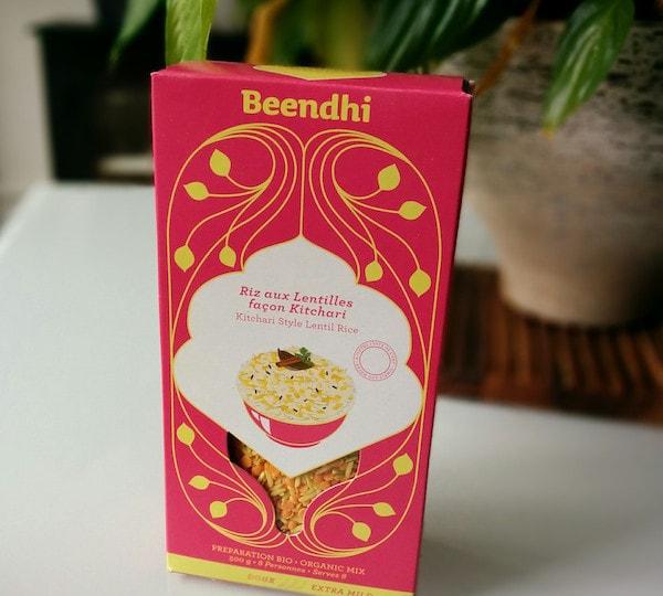 On a «re»testé les produits Beendhi