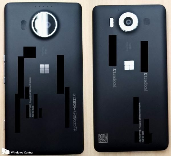 6 Mysterious Things From Leaked Images Of Lumia 950 and 950 XL You Probably Miss Out