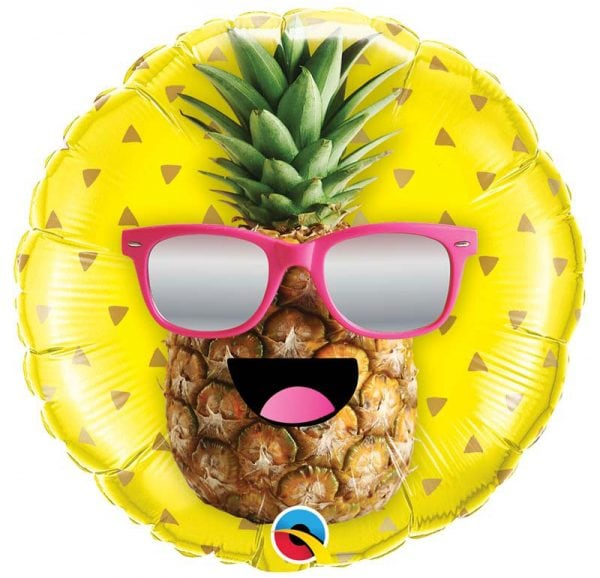 Ballon Mr Cool Ananas