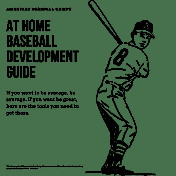 At Home Baseball Development Program