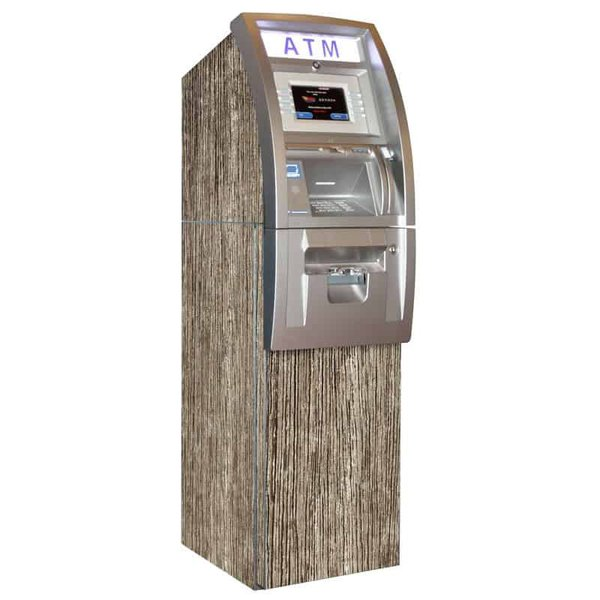 Woody ATM Wrap Distressed Antique
