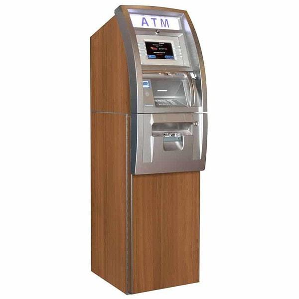 Woody ATM Wrap Walnut Rigato