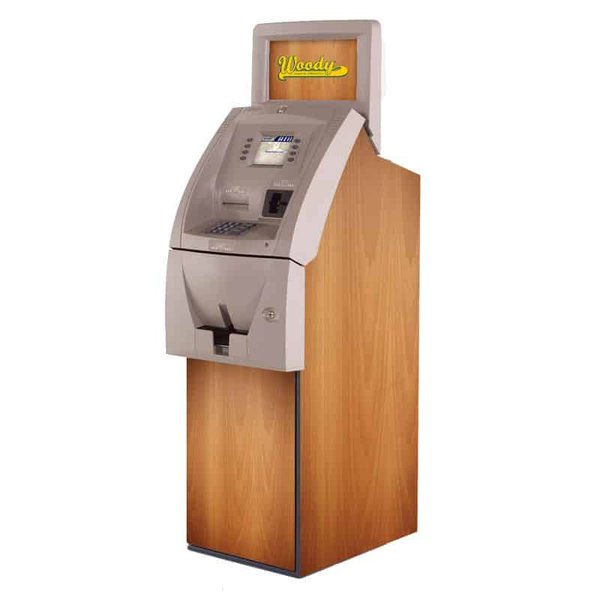 Woody ATM Wrap Mahogany Smooth