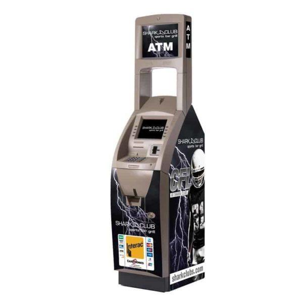Triton RL5000 Custom SharkSkin ATM Wrap