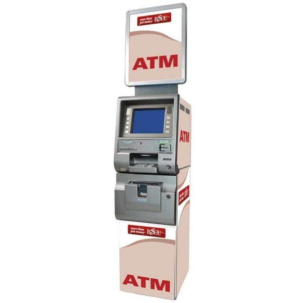 SharkSkin ATM Wrap Hyosung NH5000 Customized