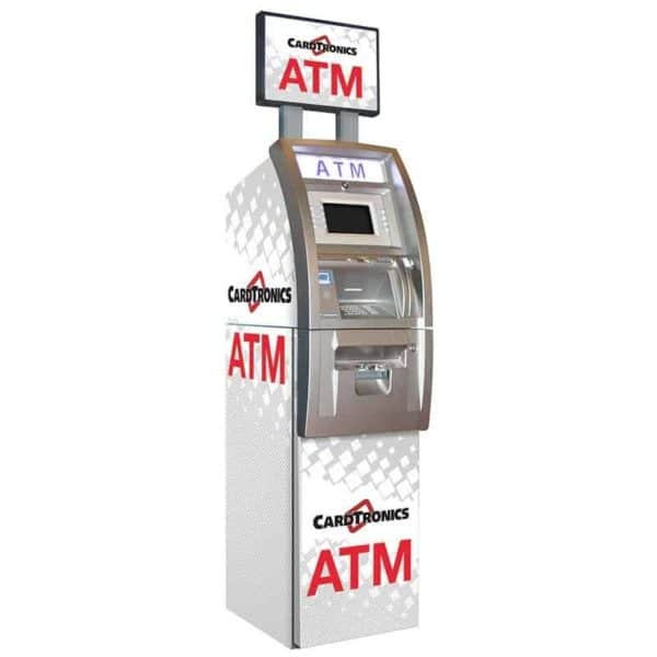 Genmega 1900 SharkSkin ATM Wrap