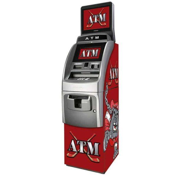 Hyosung NH2700 Custom SharkSkin ATM Wrap