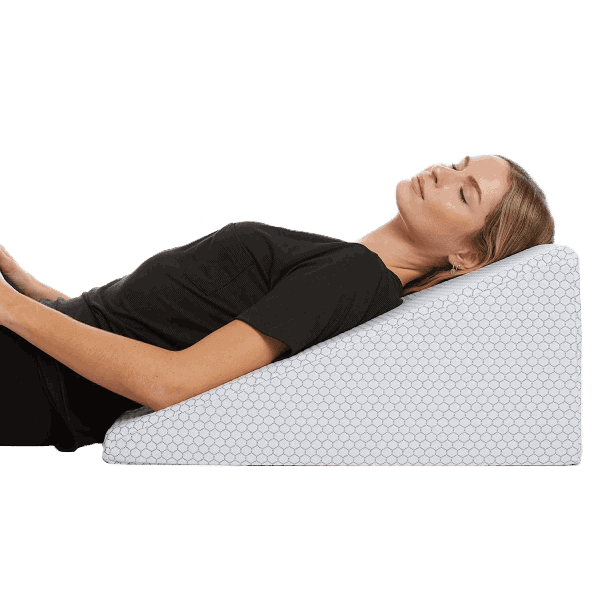 Wedge Pillow for Snoring