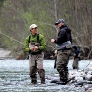 Vancouver fishing guides