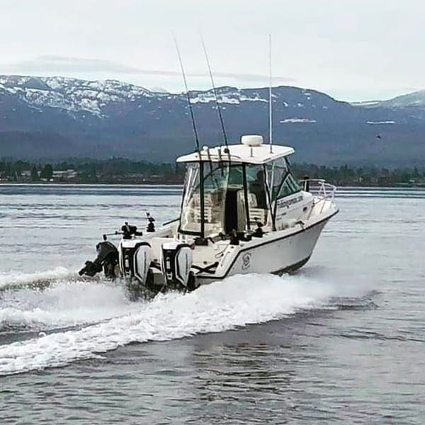 BC salmon fishing charters
