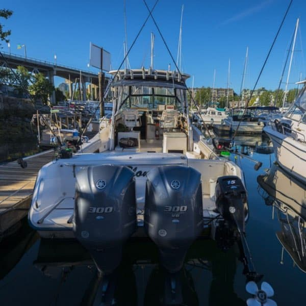 Salmon Fishing Charters in Vancouver BC