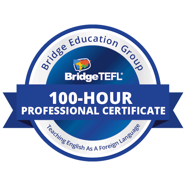 TELF teaching certification