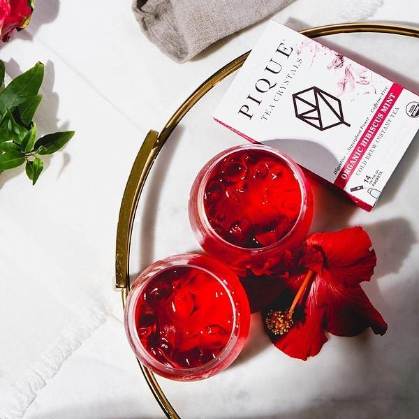 Hibiscus Beauty Elixir Pique Tea