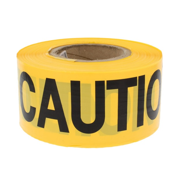 yellow caution tape-1000'