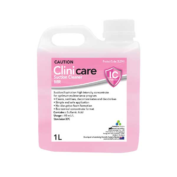 Cliniccare Suction Cleaner MR