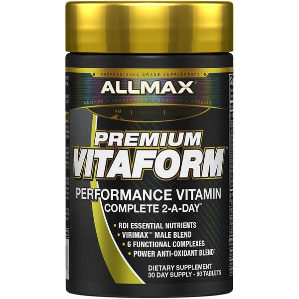 allmax nutrition vitaform